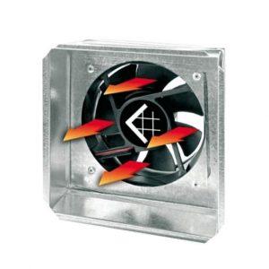 Ventilator cu senzor temperatura fi 125