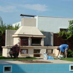 Gratar de gradina Bucuresti