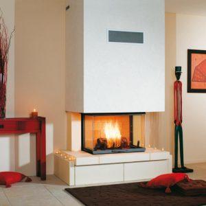 Semineu de perete modern / clasic Hunedoara