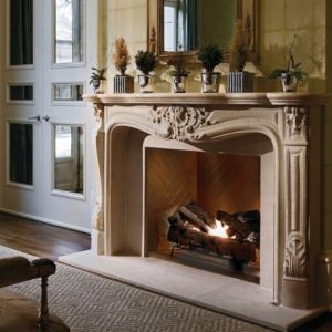Semineu cu vatra deschisa clasic Giuseppe