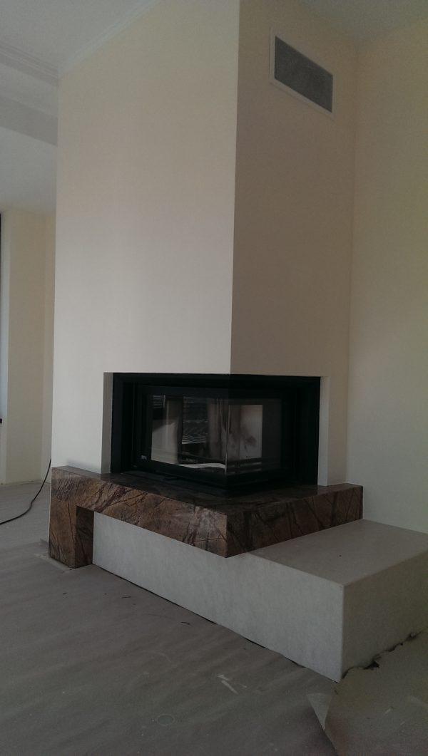Semineu de perete modern / clasic Botosani