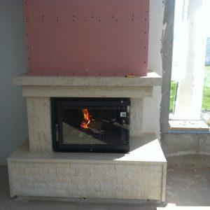 Semineu de perete modern / clasic Galati