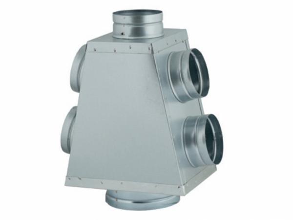 Distribuitor aer cald 150 -> 5×125 si / sau 5×100