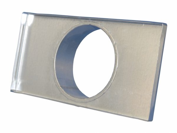 Terminal Tubulatura FI 125 , FI 100, FI 150-> Grila