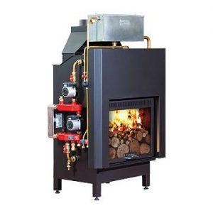 Seminee centrala termica / termosemineu cu automatizare