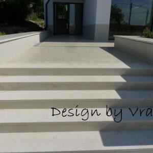 Trepte interior & exterior Calcar Baschioi